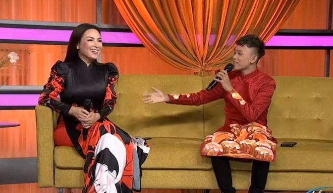 """Phi Nhung từng nổi giận với BTC Vietnam Idol Kids vì Hồ Văn Cường, khẳng định con nuôi """"không thích ai thương hại"""" - ảnh 1"""
