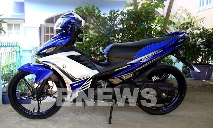 Hãng xe Malaysia bắt tay Kawasaki sản xuất xe côn tay đấu Yamaha Exciter - ảnh 5