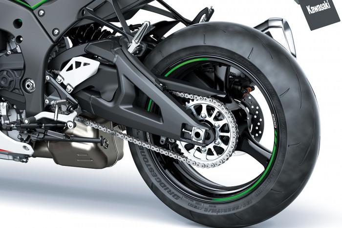 Mô tô thể thao Kawasaki Ninja ZX-6R 2022 ra mắt, giá 239 triệu đồng - ảnh 16