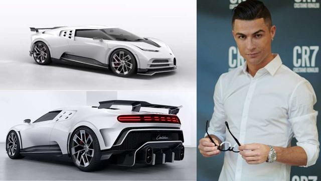 Ronaldo chi gần 300 tỷ đồng mua siêu xe cực xịn - ảnh 1