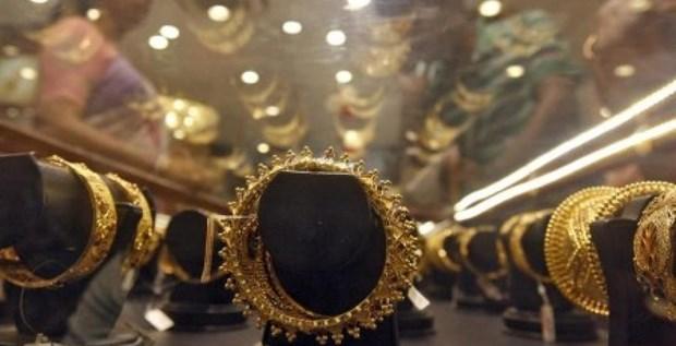 Giá vàng châu Á chiều 14/10 gần mức cao nhất trong một tháng - ảnh 1