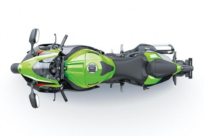 Mô tô thể thao Kawasaki Ninja ZX-6R 2022 ra mắt, giá 239 triệu đồng - ảnh 22