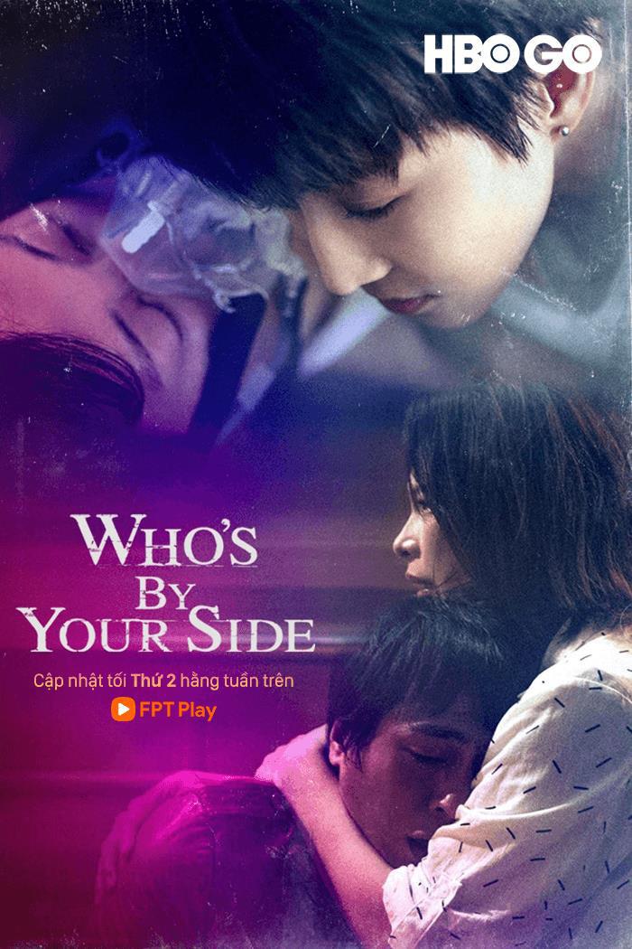 """Trương Quân Ninh làm em gái """"giang hồ"""", Từ Nhược Tuyên hiền ngoan đáng ngờ trong Who's By Your Side - ảnh 1"""