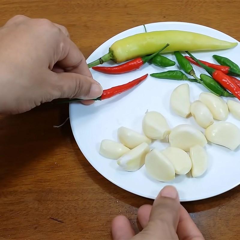 Món măng chua tỏi ớt đơn giản tại nhà - ảnh 9