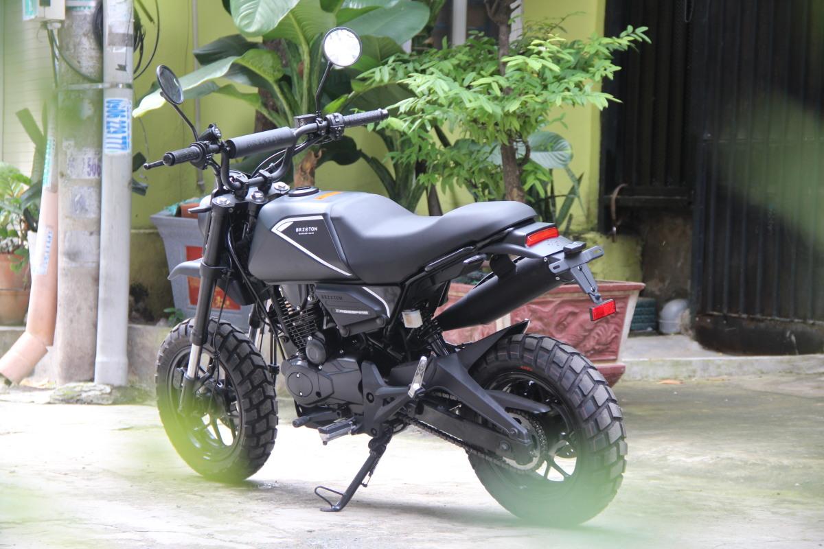 Brixton Mini 125 – đối thủ Honda MSX về Việt Nam - ảnh 7