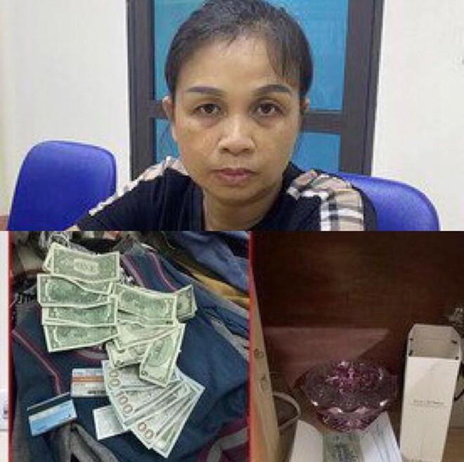 Túng quẫn, 'nữ quái' 2 lần đột nhập công sở trộm cắp tài sản lấy tiền trả nợ - ảnh 1