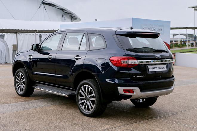 Giá xe Ford Everest lăn bánh tháng 10/2021 - ảnh 6