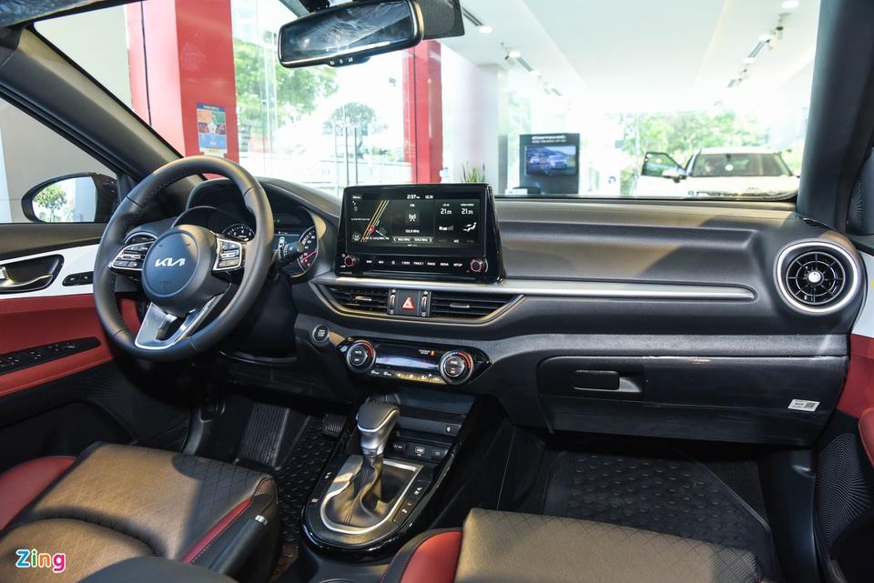 Chi tiết Kia K3 Premium giá 659 triệu đồng - ảnh 10