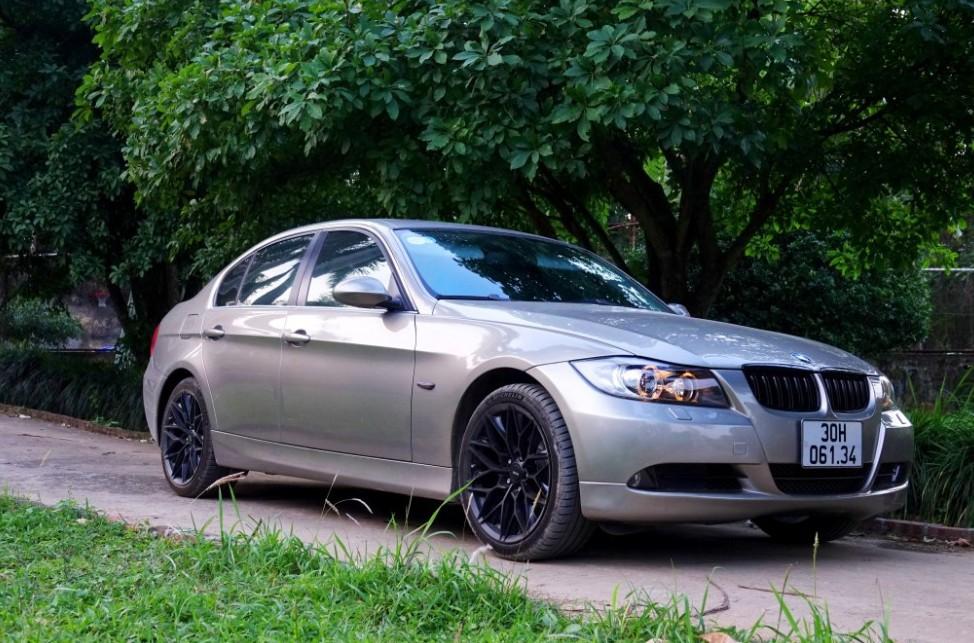 BMW E90 325i đời 2008 - cảm nhận sau 2 tháng cầm lái - ảnh 15