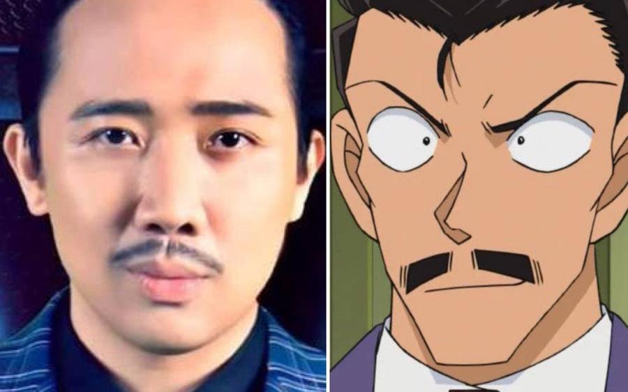 """Netizen bàn tán bộ râu của Trấn Thành tại Rap Việt: Trông như """"bác râu kẽm"""" trong Conan! - ảnh 1"""