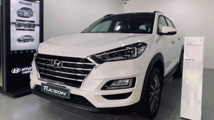 Tăng gấp đôi doanh số, Hyundai Tucson chễm chệ ngôi vương phân khúc - ảnh 1