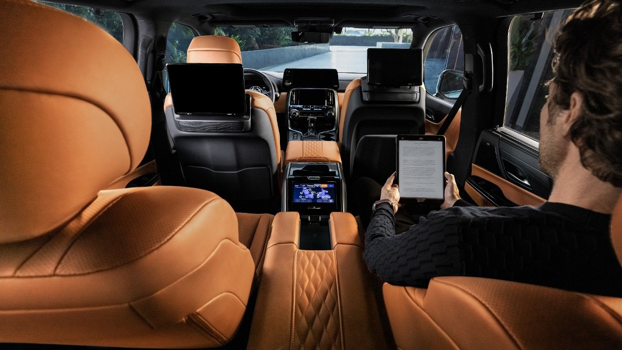 Lexus LX600 2022 ra mắt - ảnh 14