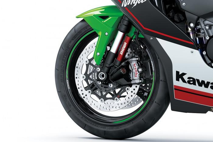 Mô tô thể thao Kawasaki Ninja ZX-6R 2022 ra mắt, giá 239 triệu đồng - ảnh 15