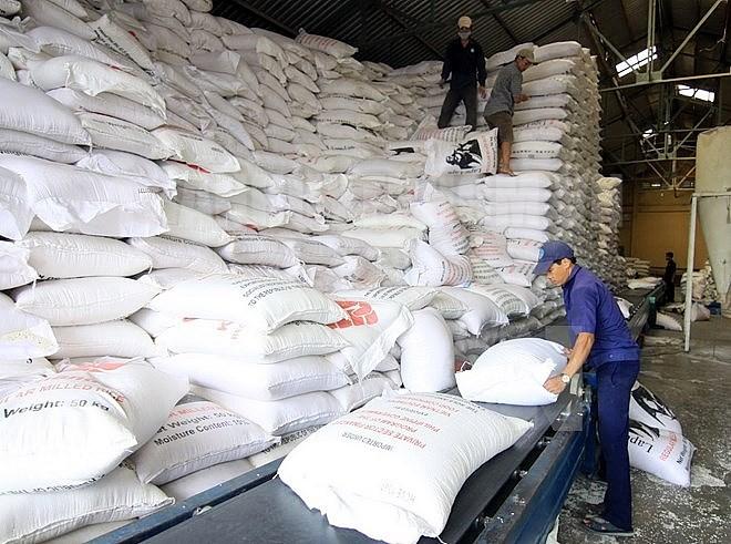 Xuất cấp hàng trăm nghìn tấn gạo trong 9 tháng - ảnh 1