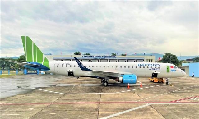 Bamboo Airways khai trương đường bay thẳng Hà Nội/TP Hồ Chí Minh - Điện Biên - ảnh 2