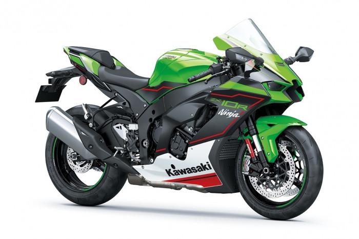 Mô tô thể thao Kawasaki Ninja ZX-6R 2022 ra mắt, giá 239 triệu đồng - ảnh 11