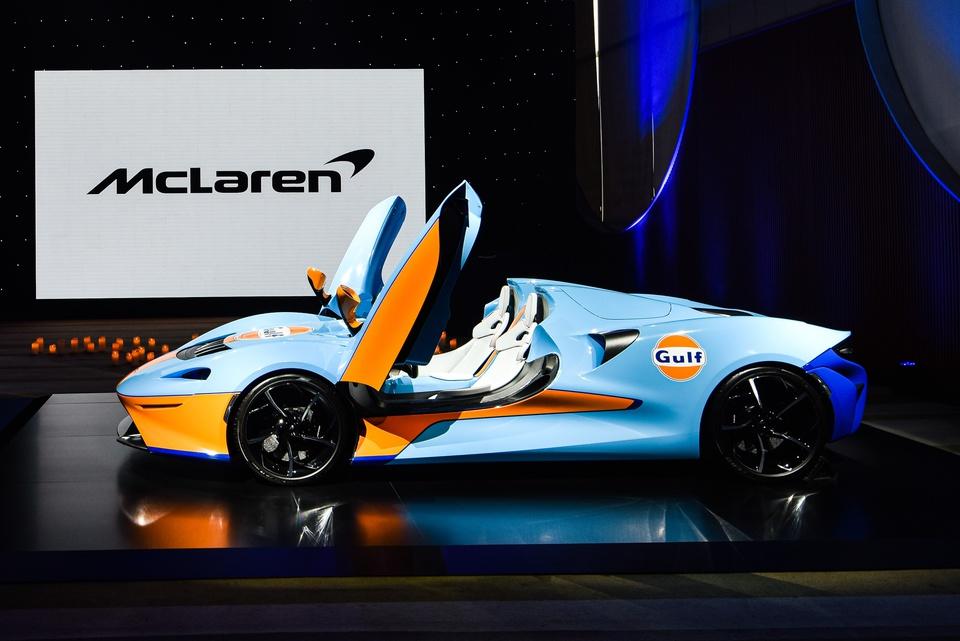 McLaren Elva xuất hiện tại TP.HCM cùng Minh Nhựa - ảnh 7