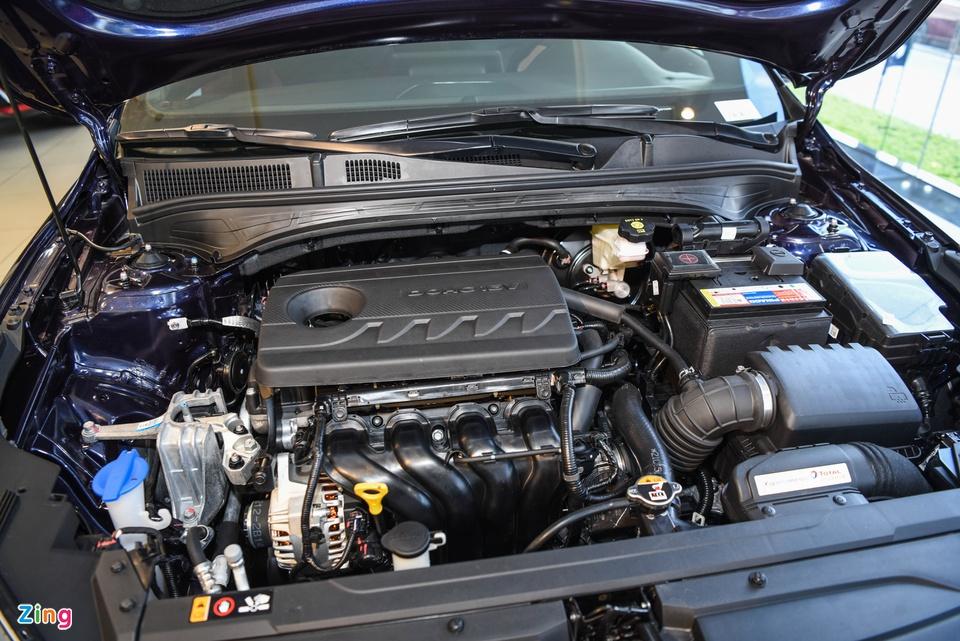 Chi tiết Kia K3 Premium giá 659 triệu đồng - ảnh 16