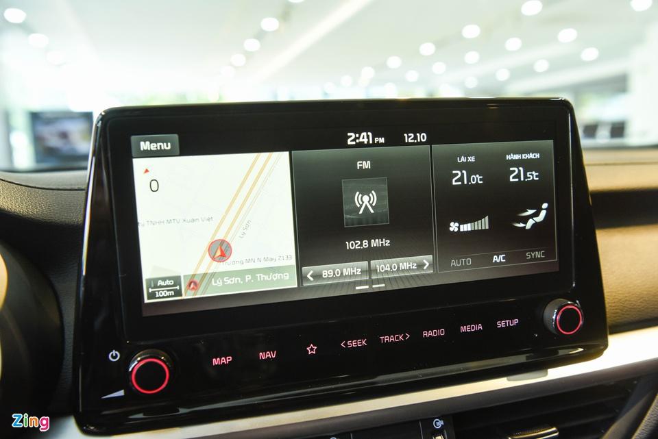 Chi tiết Kia K3 Premium giá 659 triệu đồng - ảnh 11