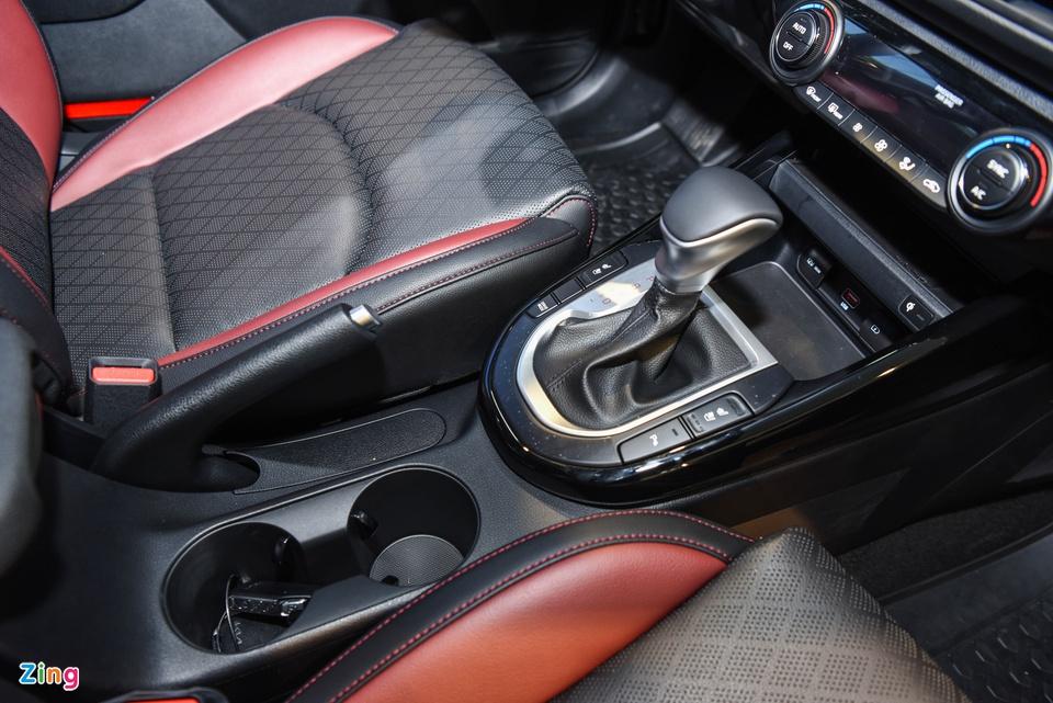 Chi tiết Kia K3 Premium giá 659 triệu đồng - ảnh 15