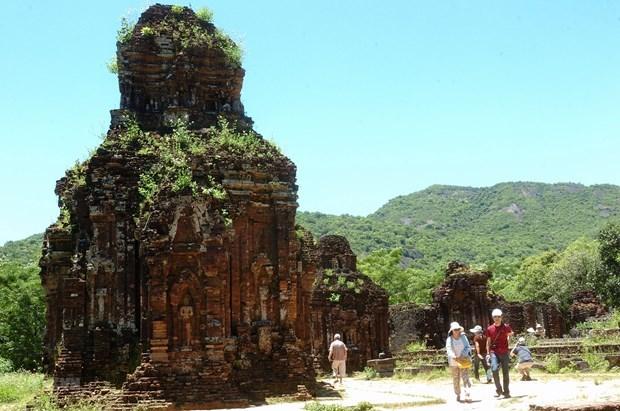 Khu di sản thế giới Mỹ Sơn xây dựng chương trình kích cầu du lịch - ảnh 1