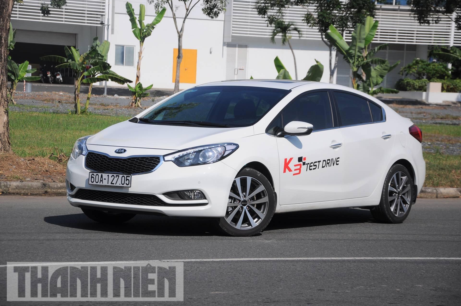 Chi tiết Kia K3 Premium giá 659 triệu đồng - ảnh 18