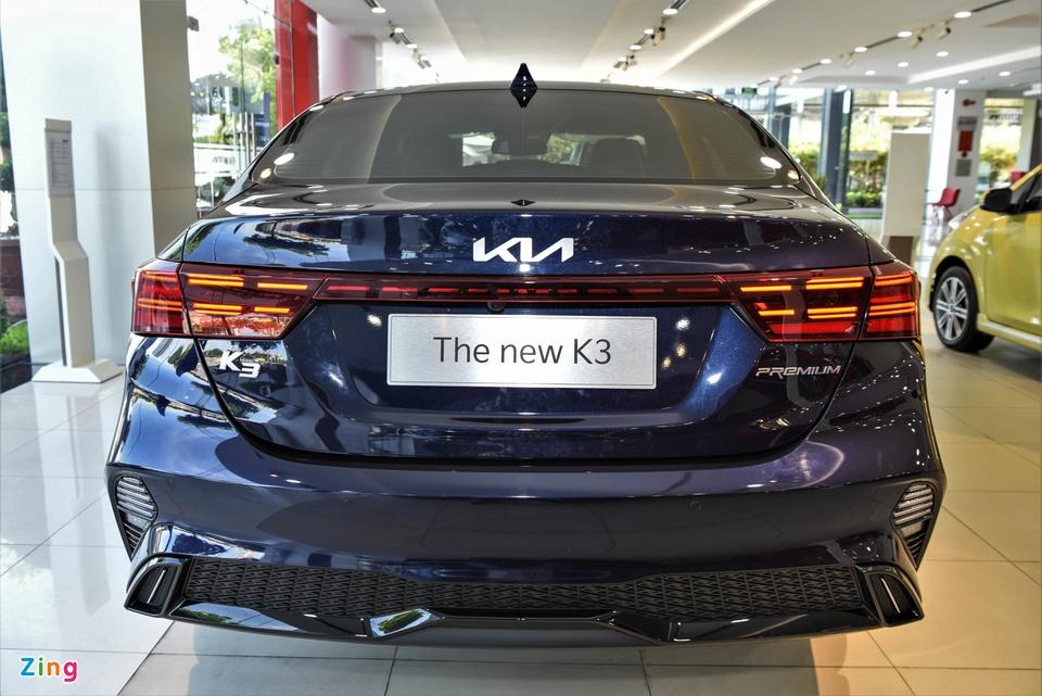Chi tiết Kia K3 Premium giá 659 triệu đồng - ảnh 5