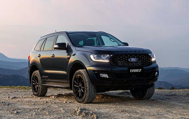 Giá xe Ford Everest lăn bánh tháng 10/2021 - ảnh 14