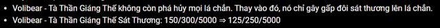 Nerf cỡ nào vẫn lọt top meta, tại sao Tà Thần lại sở hữu sức mạnh bá đạo như vậy ở Đấu Trường Chân Lý mùa 5? - ảnh 3