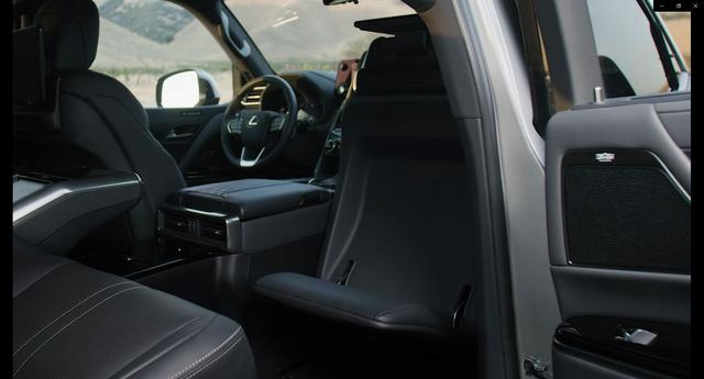 Ra mắt Lexus LX 600 thế hệ mới: Lột xác từ ngoài vào trong, phiên bản siêu sang cạnh tranh Mercedes-Maybach GLS 600 - ảnh 11