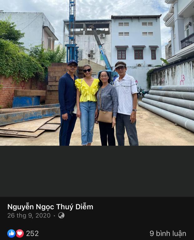 Netizen khui vợ chồng Thuý Diễm xây nhà sau 2 tháng kêu gọi từ thiện giữa ồn ào nhưng thực hư thế nào? - ảnh 5