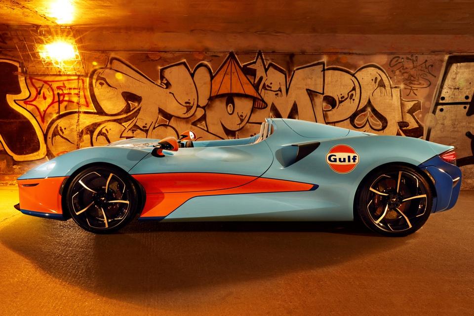 McLaren Elva xuất hiện tại TP.HCM cùng Minh Nhựa - ảnh 5