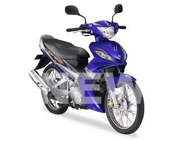 Hãng xe Malaysia bắt tay Kawasaki sản xuất xe côn tay đấu Yamaha Exciter - ảnh 4