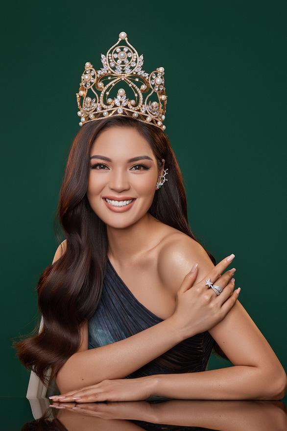Thí sinh Hoa hậu Trái đất Việt Nam được chọn thi Miss Earth 2021 - ảnh 2