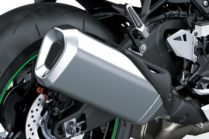 Mô tô thể thao Kawasaki Ninja ZX-6R 2022 ra mắt, giá 239 triệu đồng - ảnh 32