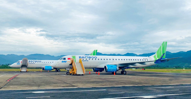 Bamboo Airways khai trương đường bay thẳng Hà Nội/TP Hồ Chí Minh - Điện Biên - ảnh 5