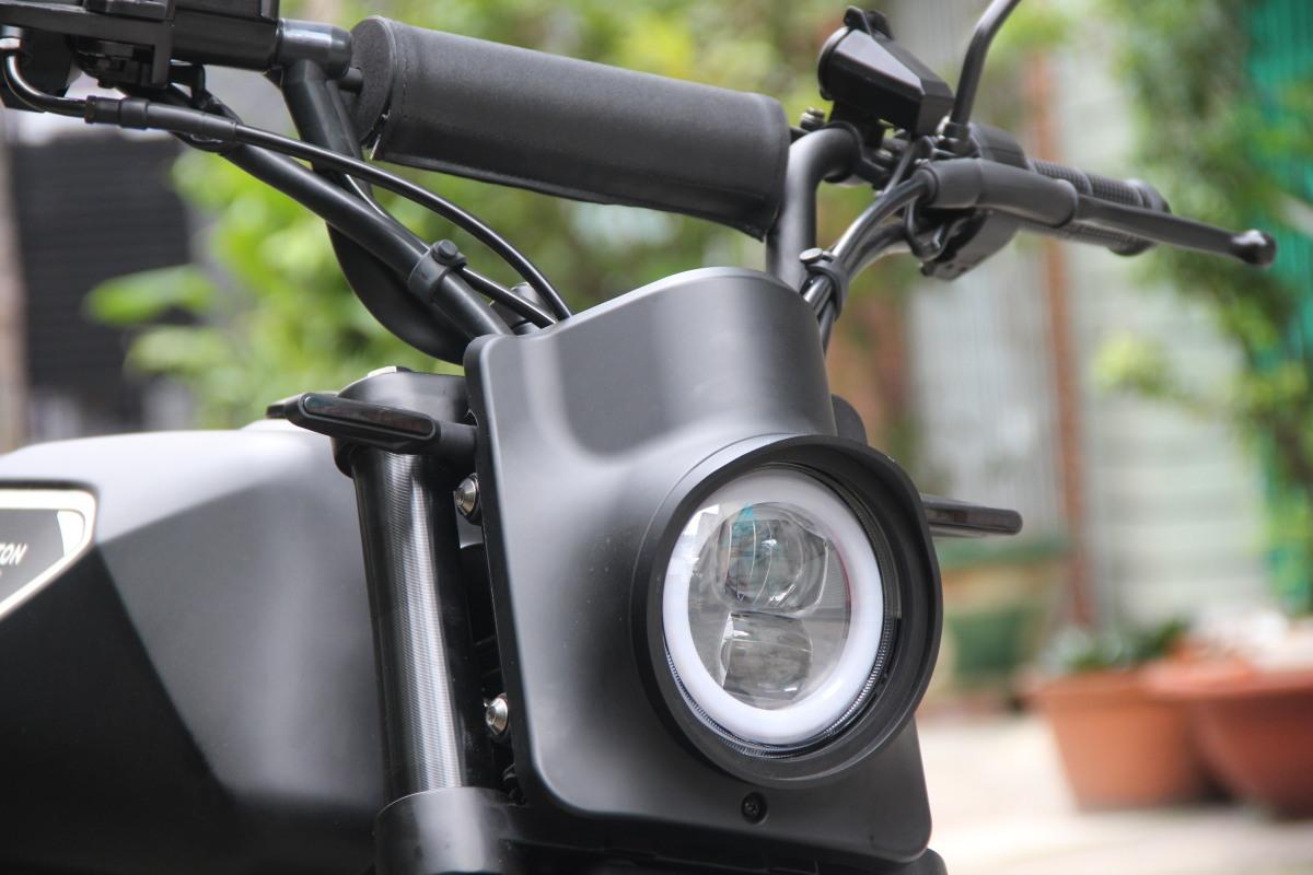 Brixton Mini 125 – đối thủ Honda MSX về Việt Nam - ảnh 3
