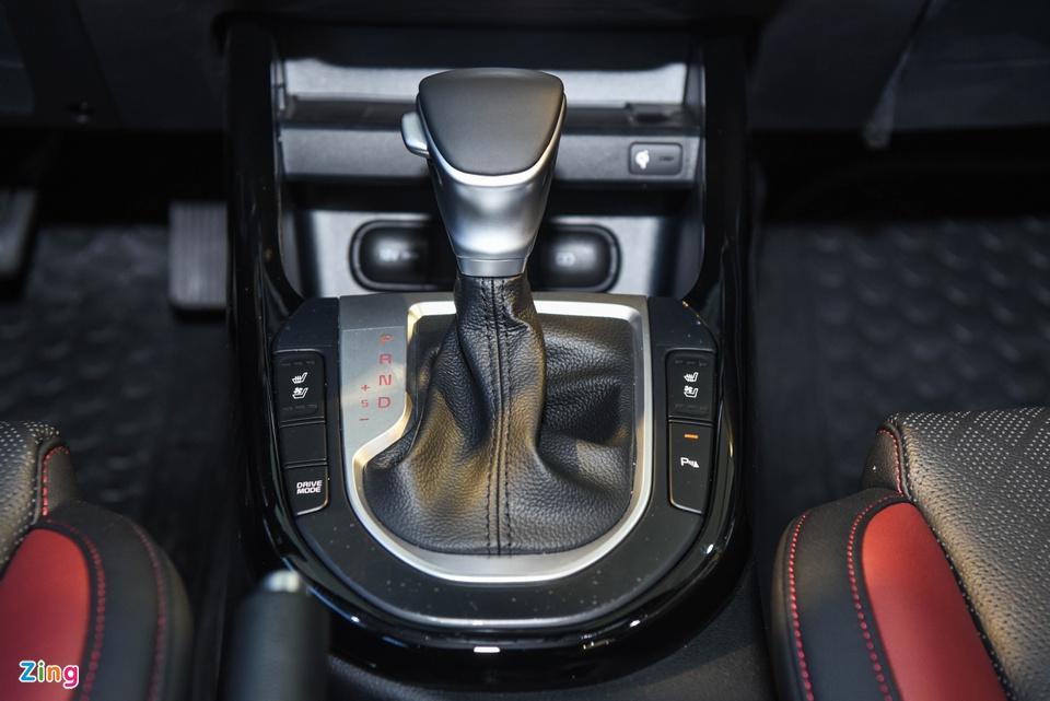 Chi tiết Kia K3 Premium giá 659 triệu đồng - ảnh 17