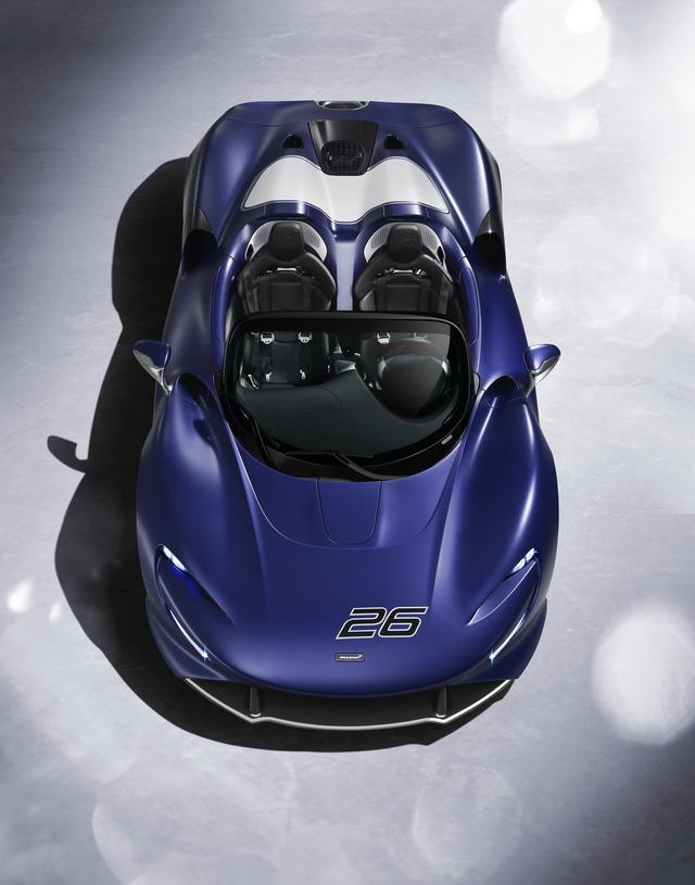 McLaren Elva xuất hiện tại TP.HCM cùng Minh Nhựa - ảnh 11
