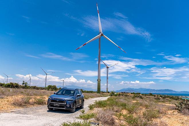 Thành công với xe xanh trên toàn cầu, Toyota mang đến Việt Nam xe hybrid - ảnh 2
