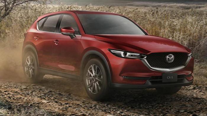 Mazda CX-5 2022 ra mắt tại Thái Lan, chờ ngày về Việt Nam - ảnh 1