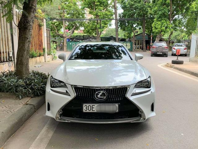Chủ xe bán Lexus RC 200t sau 8.000km, công khai chịu lỗ gần 1,3 tỷ đồng - ảnh 2