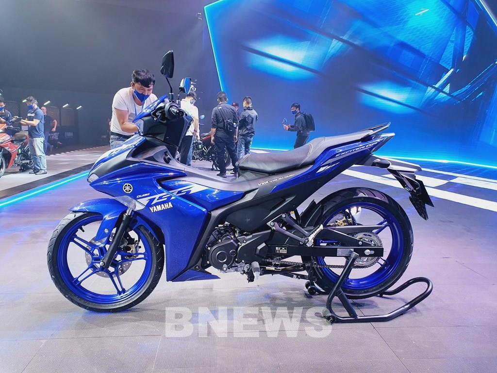 Hãng xe Malaysia bắt tay Kawasaki sản xuất xe côn tay đấu Yamaha Exciter - ảnh 7