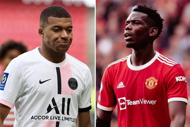 Bóng đá hôm nay 14/10:Real nhắm mua Pogba và Mbappe. Ronaldo sẽ cán mốc 800 bàn ở derby - ảnh 1