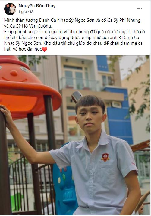 Bầu Thụy - người giàu thứ 9 trên sàn chứng khoán Việt Nam ngỏ ý đỡ đầu Hồ Văn Cường:
