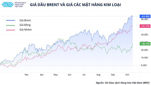 Giá dầu vượt 80 USD, thị trường hàng hoá sẽ xoay vần như thế nào? - ảnh 3