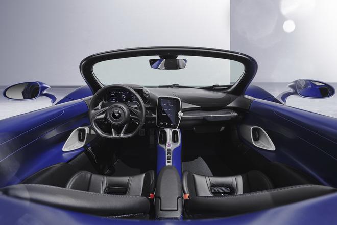 McLaren Elva xuất hiện tại TP.HCM cùng Minh Nhựa - ảnh 12