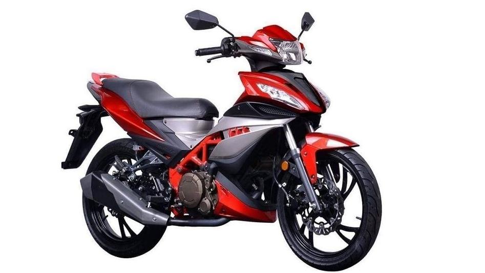 Hãng xe Malaysia bắt tay Kawasaki sản xuất xe côn tay đấu Yamaha Exciter - ảnh 1
