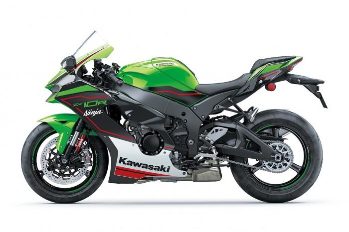 Mô tô thể thao Kawasaki Ninja ZX-6R 2022 ra mắt, giá 239 triệu đồng - ảnh 19