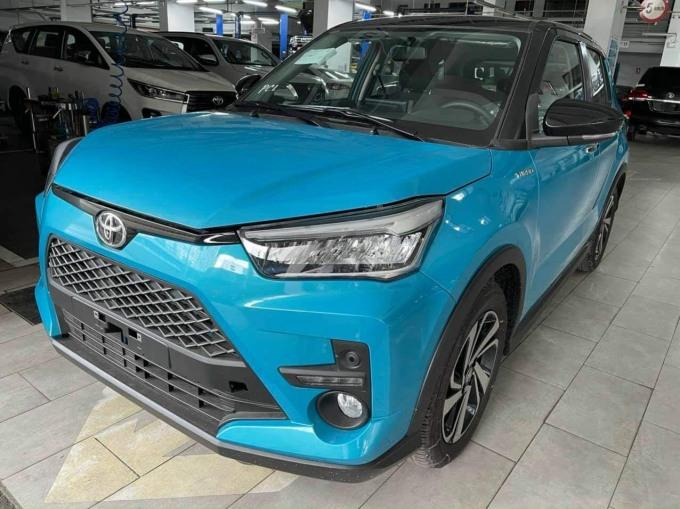 Đại lý chào giá Toyota Raize 530 triệu đồng - ảnh 1